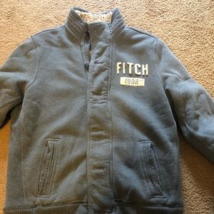 Men's Abercrombie and Fitch Jacket